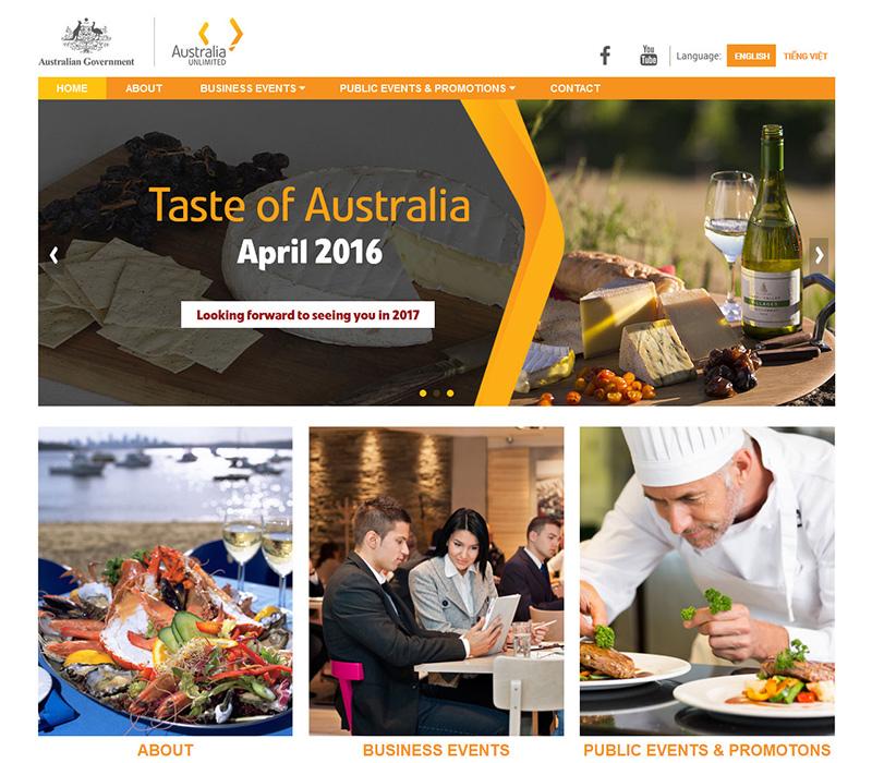 Taste Of Australia 2016